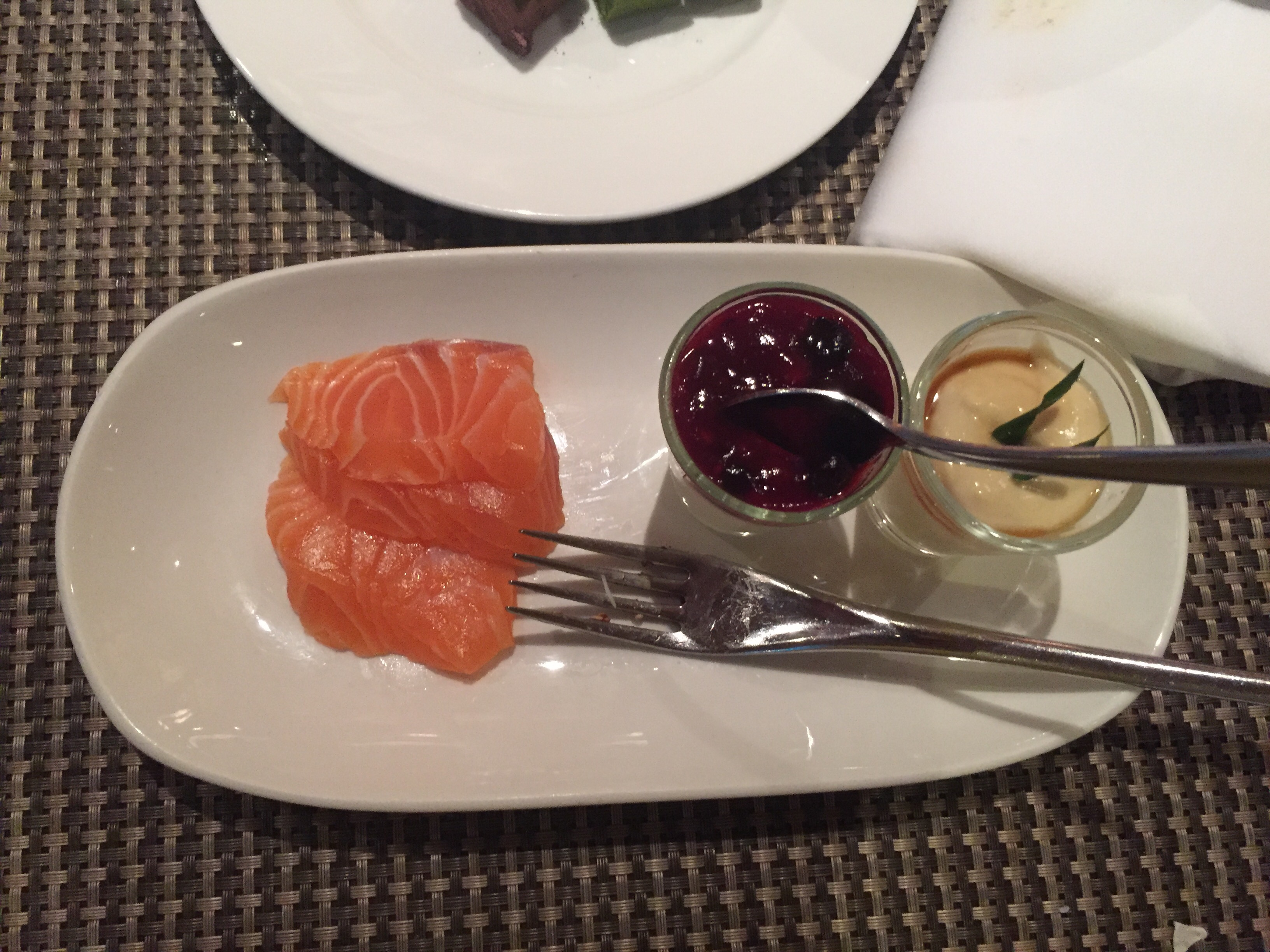 Edge @ Pan Pacific Singapore Buffet Food Review | Arevainna