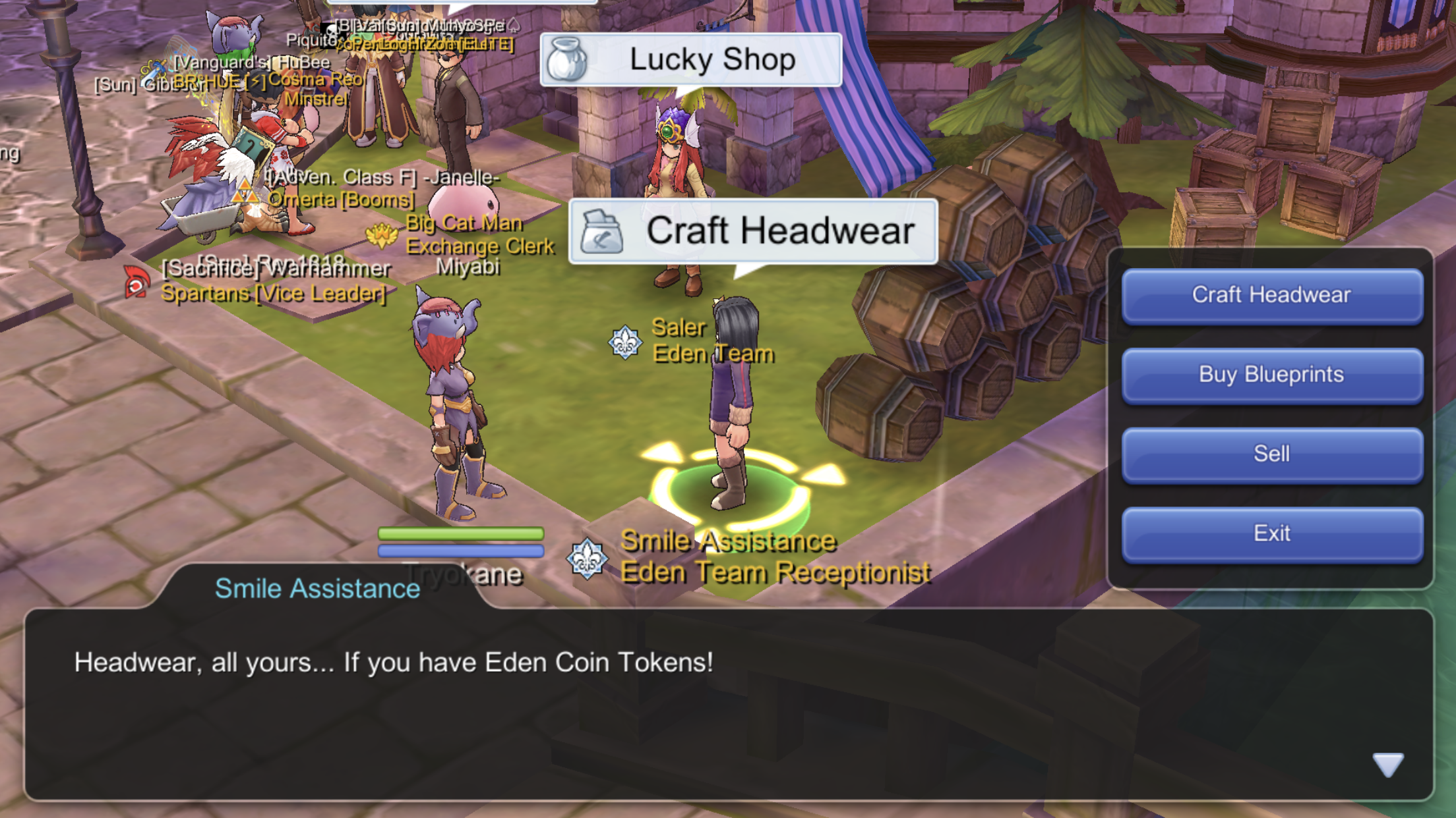 Buying blinker blueprint – ragnarok m eternal love (22-11-18