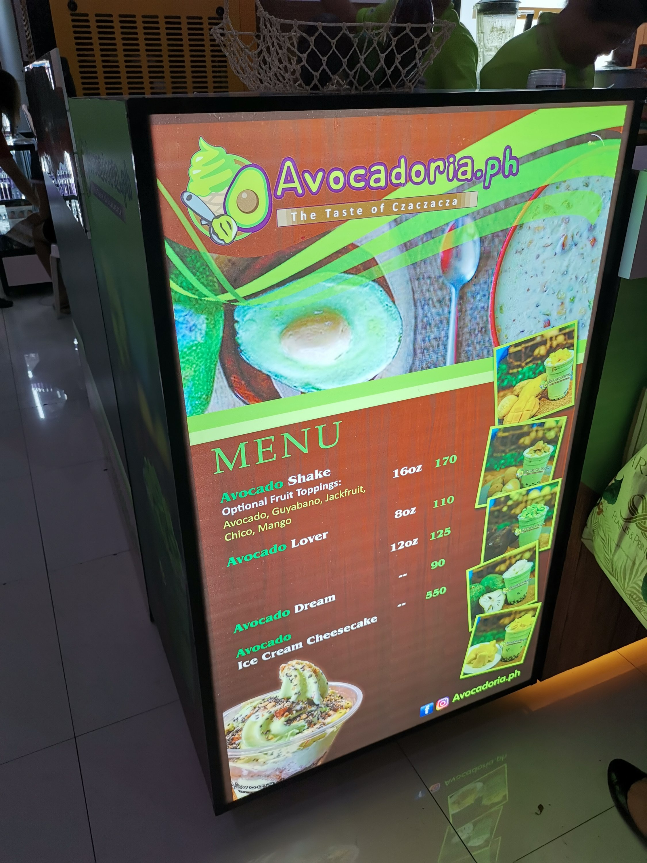 Avocadoria ph the taste of czaczacza in ali mall cubao areneta (14